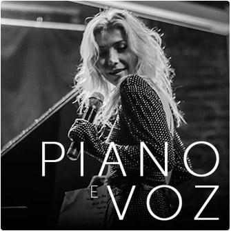 Luiza Possi - Piano e Voz